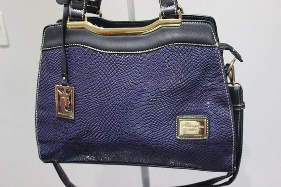 Bolsa Feminina Hil Style Bag | Azul | Cód. 3073