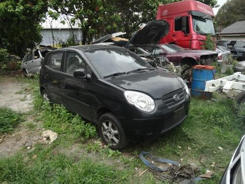 Picanto Ano 2010 A 2012 Sucata Para Peças - Planeta Motor