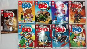 Gibis Temáticos Disney E Big Disney - Frete Grátis Br