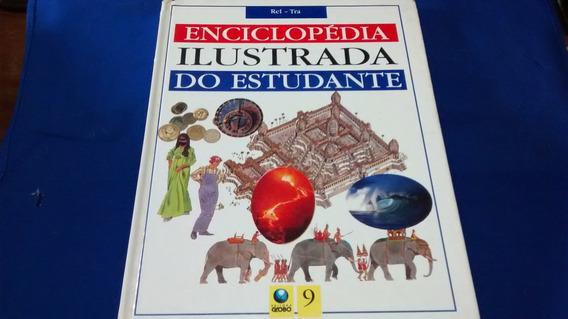 Enciclopédia Ilustrada Da Ciência Globo 9 Rei-tra R$ 9,90
