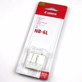 Bateria Canon Nb- 6l D10 D20 S95 S90 S95