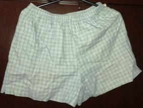 Shorts Xadrez Tamanho M¿ Cód Rf277