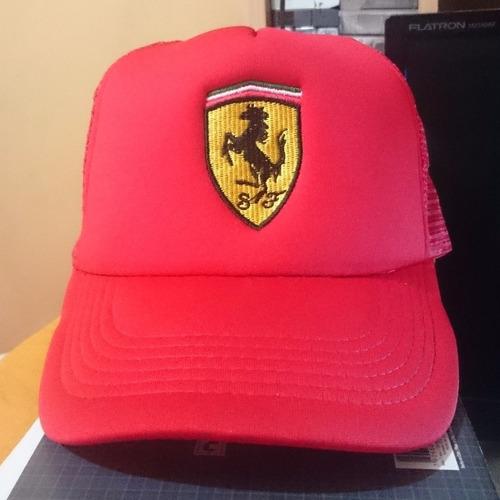 Jockey Gorros Ferrari Borbados, Calidad
