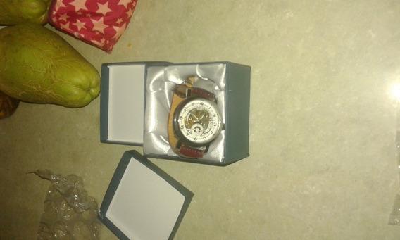Elegante Reloj 100% Original Soki Con Calendario Hm4
