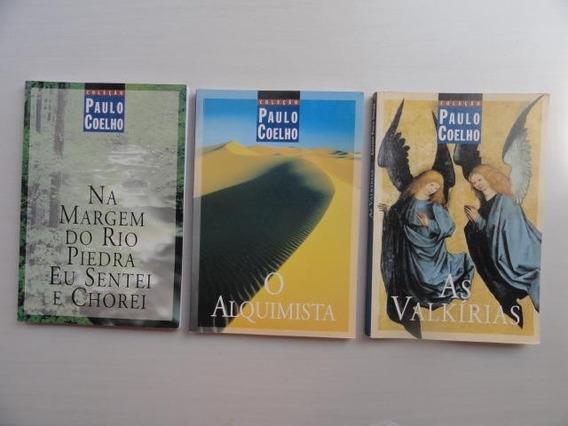 Paulo Coelho O Alquimista As Valkirias Nas Margens Do Rio Pi