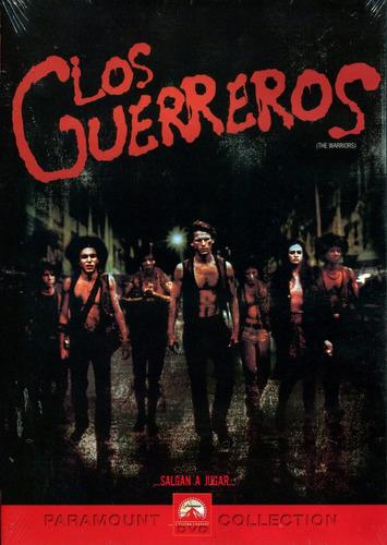 Dvd Los Guerreros ( The Warriors ) 1979 - Walter Hill