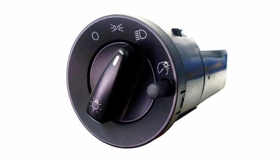 Interruptor Botão Chave Luz Reostato Painel 24v Caminhão