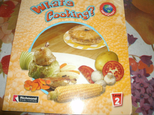 Wat's Cooking? Level 2