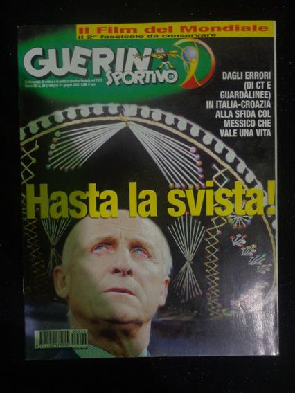 Revista Guerin Sportivo N°24 - 2002