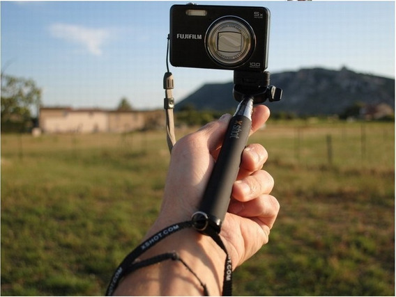 Bastão Monopod Monopé Disparador Smartphone Câmera Selfie