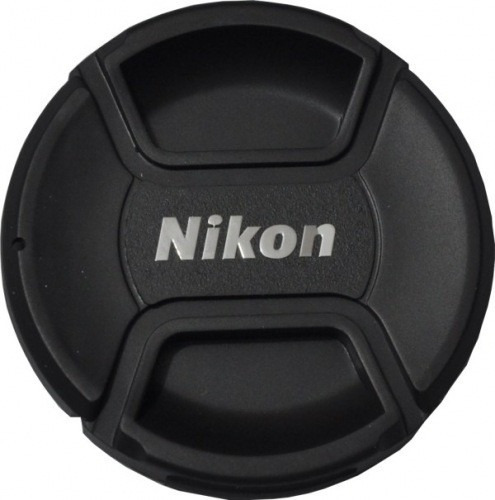 Protetor-tampa Da Lente Nikon 52mm