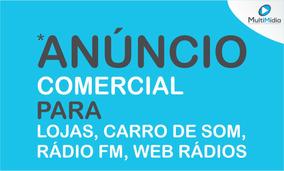 Gravação Comercial Off Spot Carro De Som - Frete Grátis