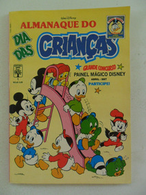 Almanaque As Crianças! Vários! R$ 15,00 Cada! 1989!