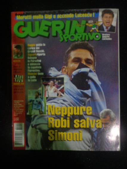 Revista Guerin Sportivo N°49 - 1998