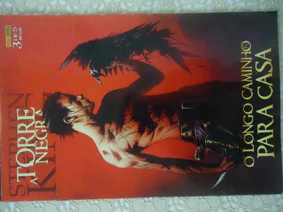 A Torre Negra, O Longo Caminho Para Casa #03 Stephen King