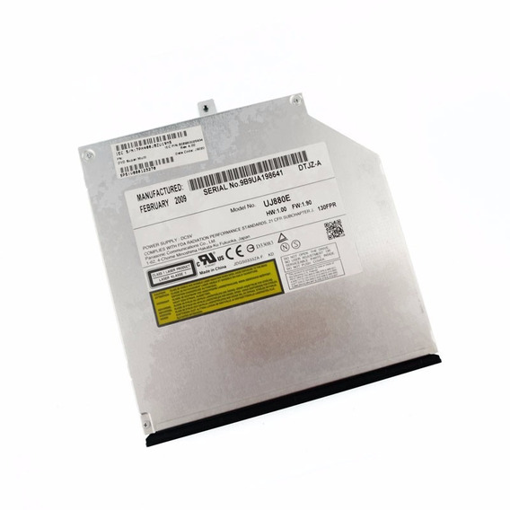Drive Gravador Cd Dvd Sata Notebook Toshiba L305d 6029b0025