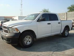 Dodge Ram Slt Crew Cab 2013 (sin Motor Ni Transmicion)