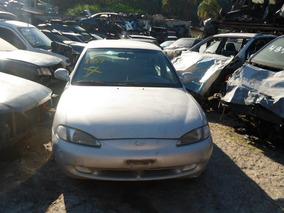 Hyundai Elantra 1998 Sucata So Retirada Peças
