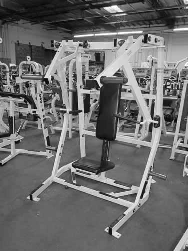 Equipo De Gimnasio Hammer Strength
