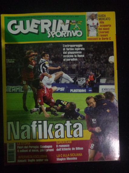 Revista Guerin Sportivo N°19 - 2001