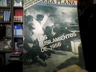 Revista Primera Plana Los Fusilamientos De 1956 N 436 Jun71