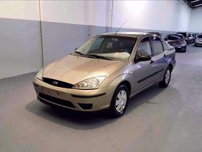 Ford Focus 1.6nafta C/cuero 4ptas Full Excelente, Anticipo $