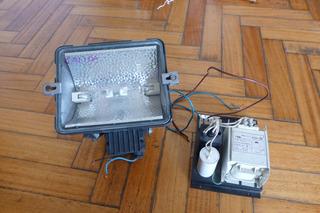 Reflector Ekwan Italy De 150 W. Con Transformador