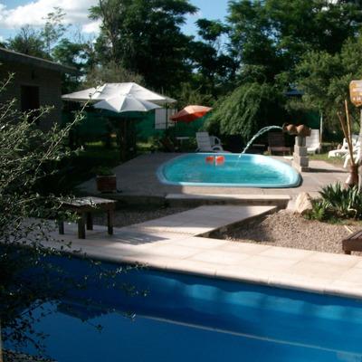 Cabañas C/piscinas-sauna-gimnasio-a Min.carlos Paz Y Cosquin