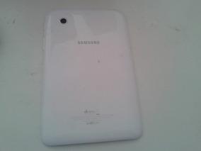 Tampa Traseira Tablet Samsung Tab2 P3100 Branco