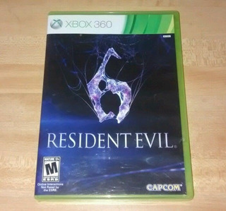 Resident Evil 6 Xbox 360 Barato
