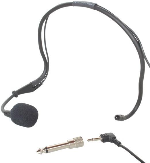 Microfone Headset Profissional Yoga Hm-20 Dinâmico Hm20