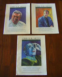 Revistas De Literatura / Libros & Artes