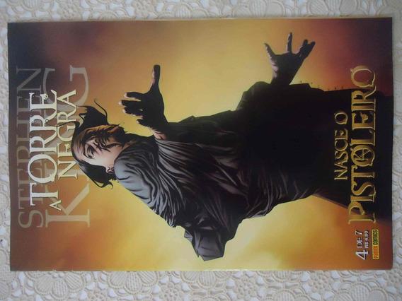 A Torre Negra, Nasce O Pistoleiro #04 Ano 2008, Stephen King