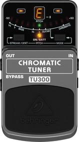 Pedal Behringer Afinador Chromatic Tu300 - Pd0328