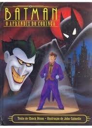 Batman O Aprendiz Do Coringa Livro Texto Chuck Dixon