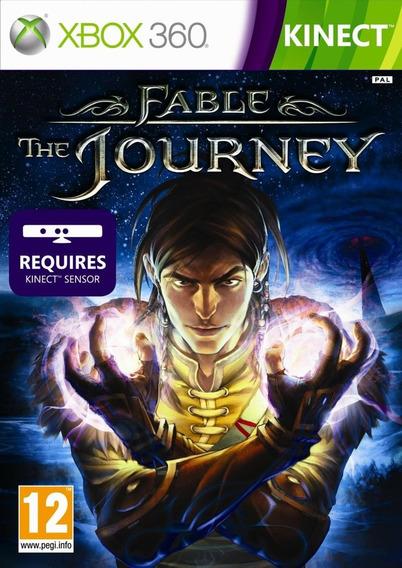 Fable The Journey Xbox 360 Lacrado Português Frete R$ 13,00