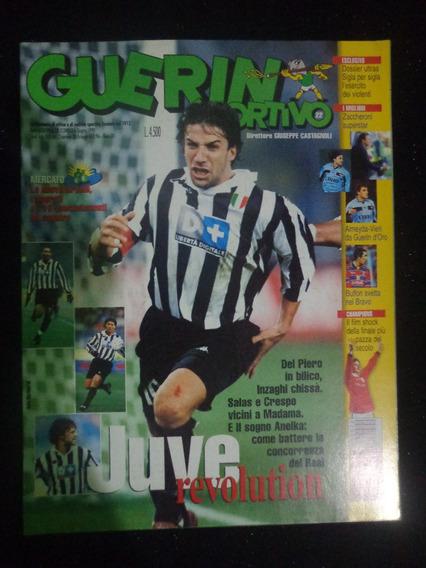 Revista Guerin Sportivo N°22 - 1999