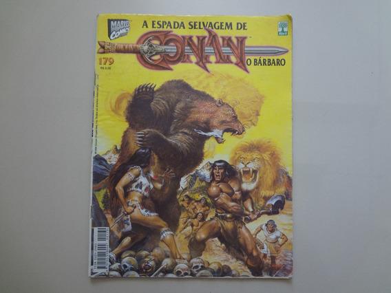 Revista Conan O Bárbaro Nº 179 1999