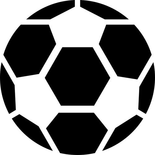 Imagem 1 de 2 de Adesivo De Parede Menino - Kit Com 40 Bolas De Futebol Cores