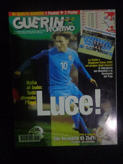 Revista Guerin Sportivo N°21 - 2002