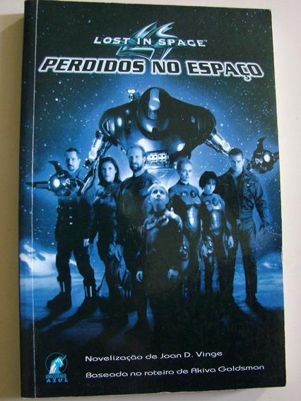Livro Lost In Space Perdidos No Espaço Akiva Goldsman