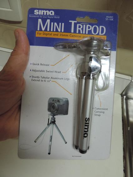 Mine Tripe Para Cameras Fotográficas. #8058