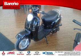 Nueva Geely Scooter Retro 50 Cc