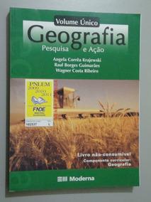 Livro Geografia Pesquisa E Ação - Volume Único