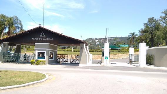 Terreno Condomínio Alpes De Caieiras - Alto Padrão