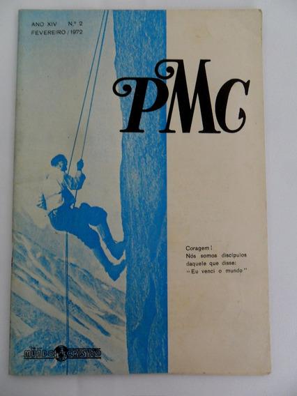Livro Livreto Revista Por Um Mundo Cristão Pmc N° 2 1972