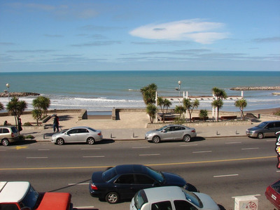 Departamento 2 Amb. Frente Mar Varese Disponible Finde Largo
