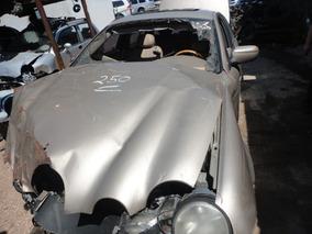 Sucata Jaguar S Type 2001 Motor/caixa/lataria