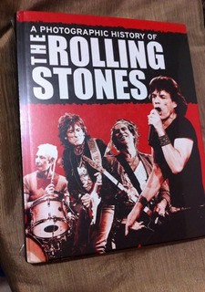 A Photographic History Of The Rolling Stones Nuevo Y Sellado