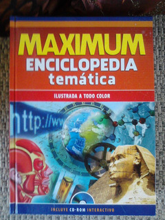 Enciclopedia Temática Maximum